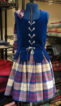Aboyne with royal blue vest Scottish Highland Dance, Pride Outfit, Scottish Fashion, Blue Vests, Plaid Outfits, Kilts, Tartan Plaid, Dance Outfits, Dance Costumes