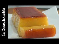 TOCINO DE CIELO  CASERO |  MUY FÁCIL Y DELICIOSO!!! - YouTube Desert Recipes, Cake Pops, Deserts, Cheese, Cream, Baking, Queso, Youtube, Mousse