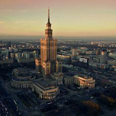 It's a beautiful city we live in, Warsaw, Poland Photo: Zbyszek Szych