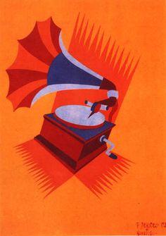 Grammofono Depero