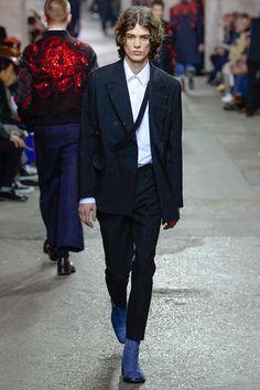 Dries Van Noten - Fall 2017 Menswear