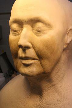Iron Lady Full Facial Prosthetic
