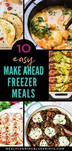 10 Easy & Healthy Fr