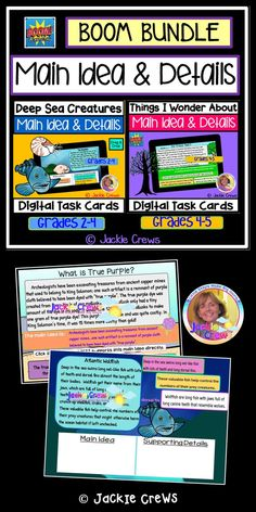 Reading Resources, Teacher Resources, Science Resources, Classroom Resources, Elementary Teacher, Upper Elementary, Elementary Schools, Grammar Activities, Literacy Stations