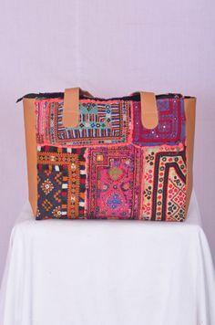 Banjara BagTrendy Vintage luggage Bagshopping by IndianHippy