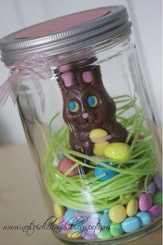 Wooloo | 10 idées de Pâques pour vos pots Mason