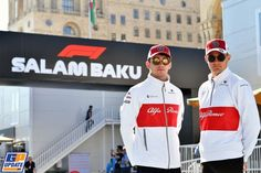 Marcus Ericsson, Charles Leclerc, Sauber, Formule 1 Grand Prix van Azerbeidzjan 2018, Formule 1 Grand Prix, Marcus Ericsson, Vans, Sports, Formula 1, Hs Sports, Sport, Van