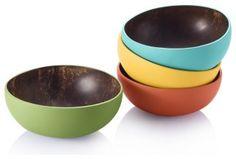 Reclaimed Coconut Shell Bowls