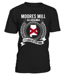 Moores Mill, Alabama - It's Where My Story Begins #MooresMill