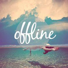Eu quero estar #off