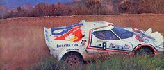 Vudafieri Mannini lancia Stratos Winner Elba 1978