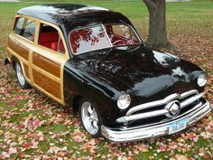 1950 Ford Woodie Station Wagon for sale