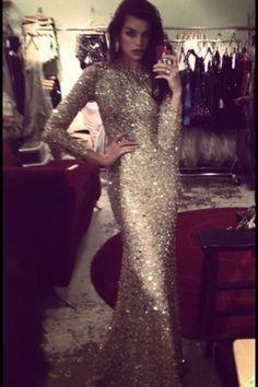 dress formal prom sparkle glitter model long long sleeve jewels-like wlsas Sequin Prom Dresses, Sequin Dress, Formal Dresses, Glitter Dress, Embellished Dress, Dress Prom, Maxi Dresses, Wedding Dress, Bodycon Dress