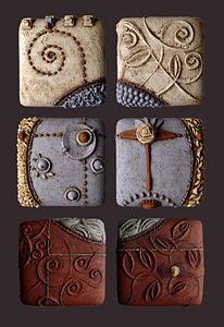 Voulez Vous: Christopher Gryder: Ceramic Wall Art   Artful Home