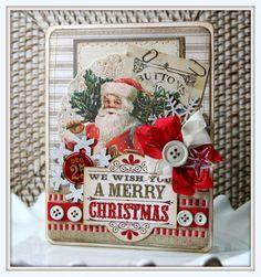Santa - We wish you a Merry Christmas
