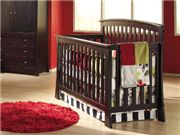 My #2 choice for a baby's dream crib. Why #2? Because it's skinnier and shorter. On the bright side it's cheaper!