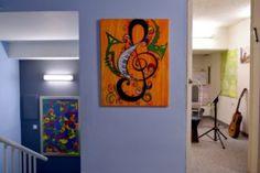 Yuval Art School inspires creativity for God's glory
