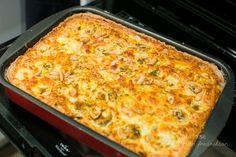 Jag älskar paj och jag älskar kyckling och jag älskar curry! Då är detta perfekt! 😉 Eftersom vi är så många i…