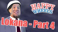 Lokana Plays Happy Wheels part 4