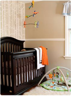 A few months ago I shared my nursery inspiration board and now that Will has arrived it's time to share the finished room! Since outdoor activities are a certain part of Will's future, I stuck to m...