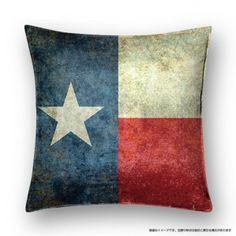 Texas Flag クッションカバー
