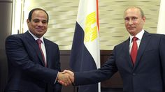 Russia and Egypt might soon exclude the US dollar and use their national currencies in the settlement of accounts in bilateral trade, Russian President Vladimir Putin said in an interview to Egyptian media ahead of his Monday visit to the country. #petrodollar