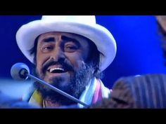 Luciano Pavarotti & James Brown - It's a man's world ᴴᴰ - YouTube