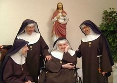Tips on Prayer from Mother Angelica and the Poor Clare Nuns