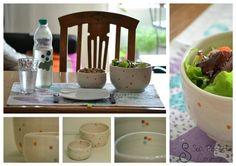Juego de ensaladera y cuenco en torno #sofipocetticeramica #Ceramica #pottery…