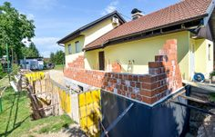 Seeking planning permission to build or substantially change a home can be a long, detailed and taxing proposition Moving Costs, Extension Designs, Home Fix, Types Of Work, Planning Permission, Granny Flat, Good House, House Extensions, Building Materials