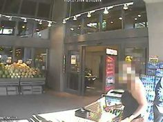 The Metropolitan Police Department seeks the public's assistance in identifying a person of interest in reference to a Theft II which occurred in the 400 block of L Street, NW, on Saturday, May 31, 2014, at approximately 5:40 PM. The subject was captured by the store's surveillance cameras.
