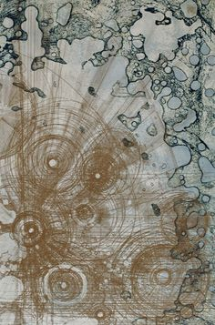 Chart Louisa Boyd etching