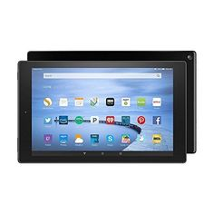 "Fire HD 10 Tablet, 10.1"" HD Display, Wi-Fi, 16 GB - Includes Special Offers, Black $199.99"