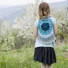 kruhová vesta BLUE