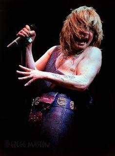 Ozzy Osbourne Diary Of A Madman Tour, San Antonio, Texas, 1982