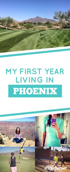 Moving to Phoenix, Arizona? Jenn moved there from Chicago and did so much in her first year!