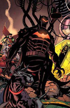 Batman by Patrick Gleason