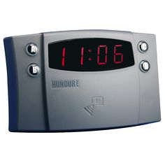 HUNDURE HTA-830 Thing 1, Access Control, Attendance, Digital Alarm Clock, Printer, Technology, Diy, Detail, Taiwan