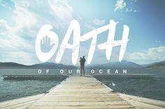 Take the Ocean Oath now! Over the next 100 days, we'll send you ten proactive steps you can take to make a difference for our ocean.