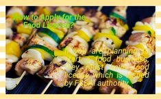 Apply for Food License. Food License, Sushi, How To Apply, Vegetables, Ethnic Recipes, Easy, Vegetable Recipes, Veggies, Sushi Rolls