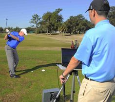 Mike Bender Golf Academy - Clubfitting