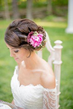 Blackberry + Cotton Wedding Inspiration
