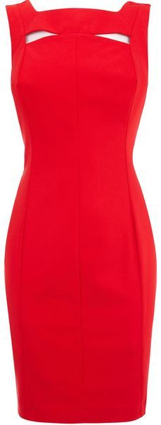 Oasis Cut Out Dress