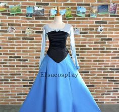 Ariel Dress Ariel Costume Ariel Cosplay Princess by Elsacosplay, $109.00