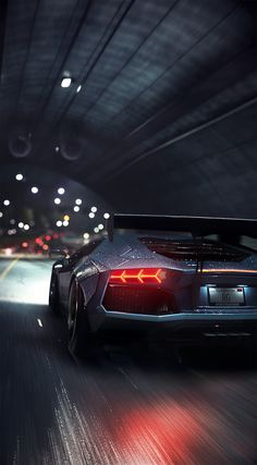 ArtStation - Need for Speed, Mikhail Sharov