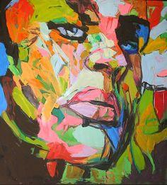 Portrait - Marlon Brando.