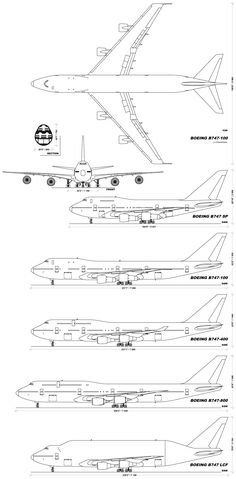 Boeing 747 family