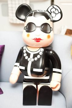 chanel must  to  have   doll