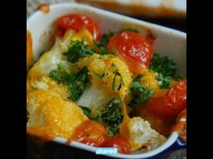Step Up Your Side Dish Game With These Mini Cauliflower Casseroles