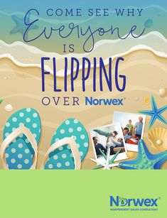 Flipping over Norwex Norwax Cleaning Products, Norwex Cleaning, Norwex Products, Cleaning Hacks, Norwex Party, Norwex Biz, Fb Banner, Norwex Consultant, Summer Banner